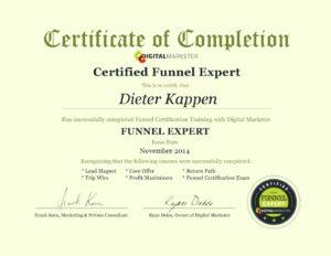 Dieter Kappen Funnel